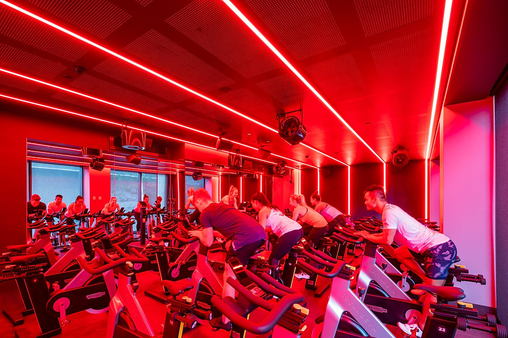 Virgin Active Sydney Cardio