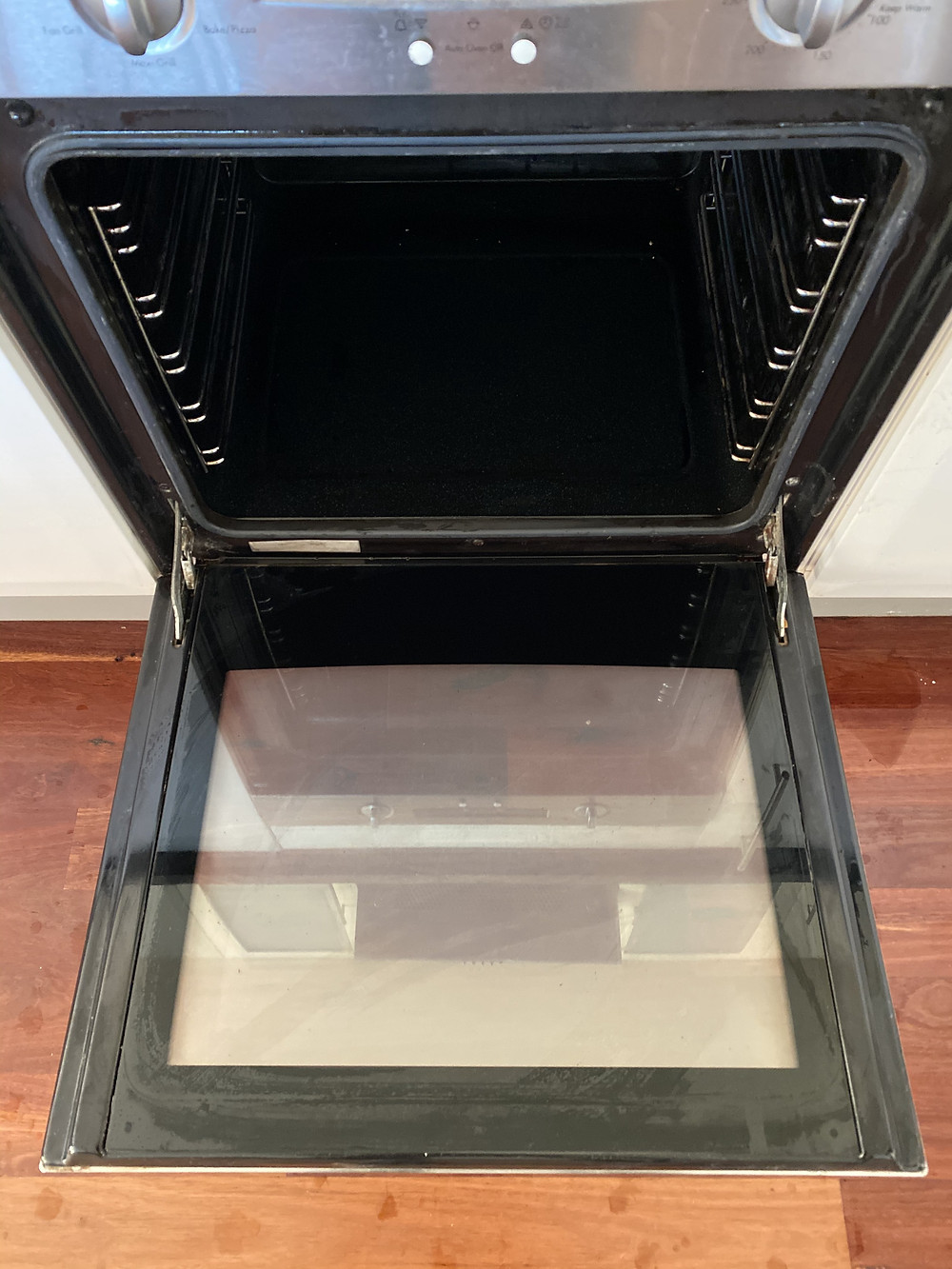 low toxic oven cleaner