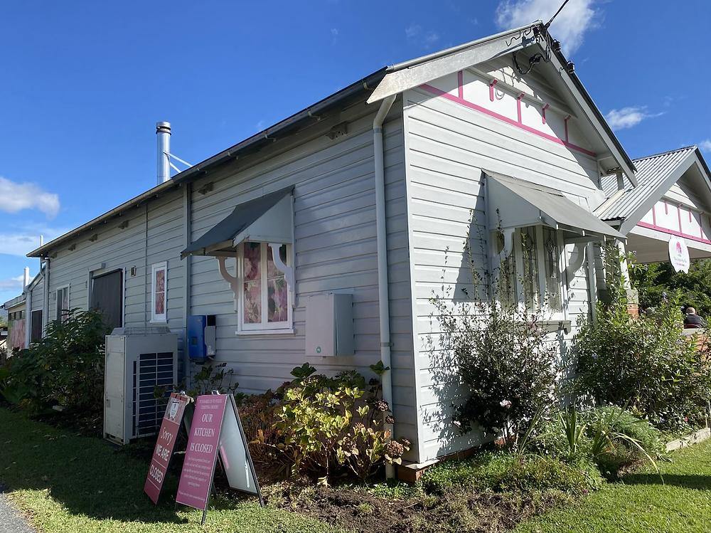 CREPE MYRTLE TEA ROOMS STROUD NSW