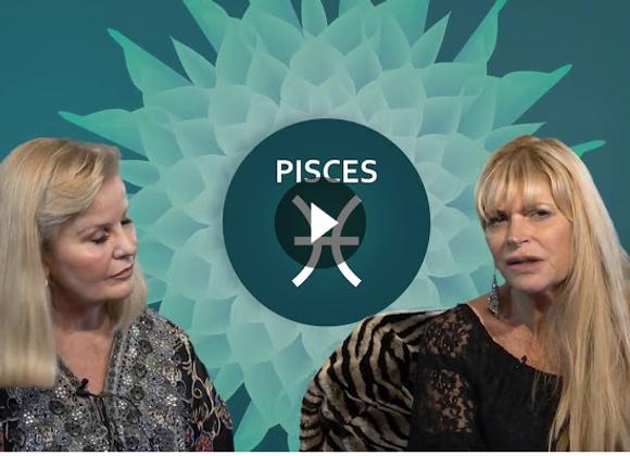 Pisces Monthly Membership October