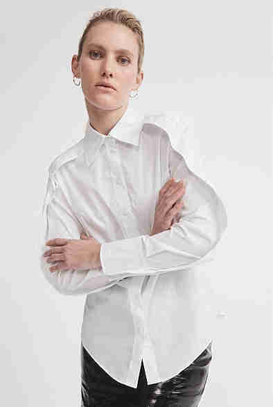 Witchery White Shirt Campaign