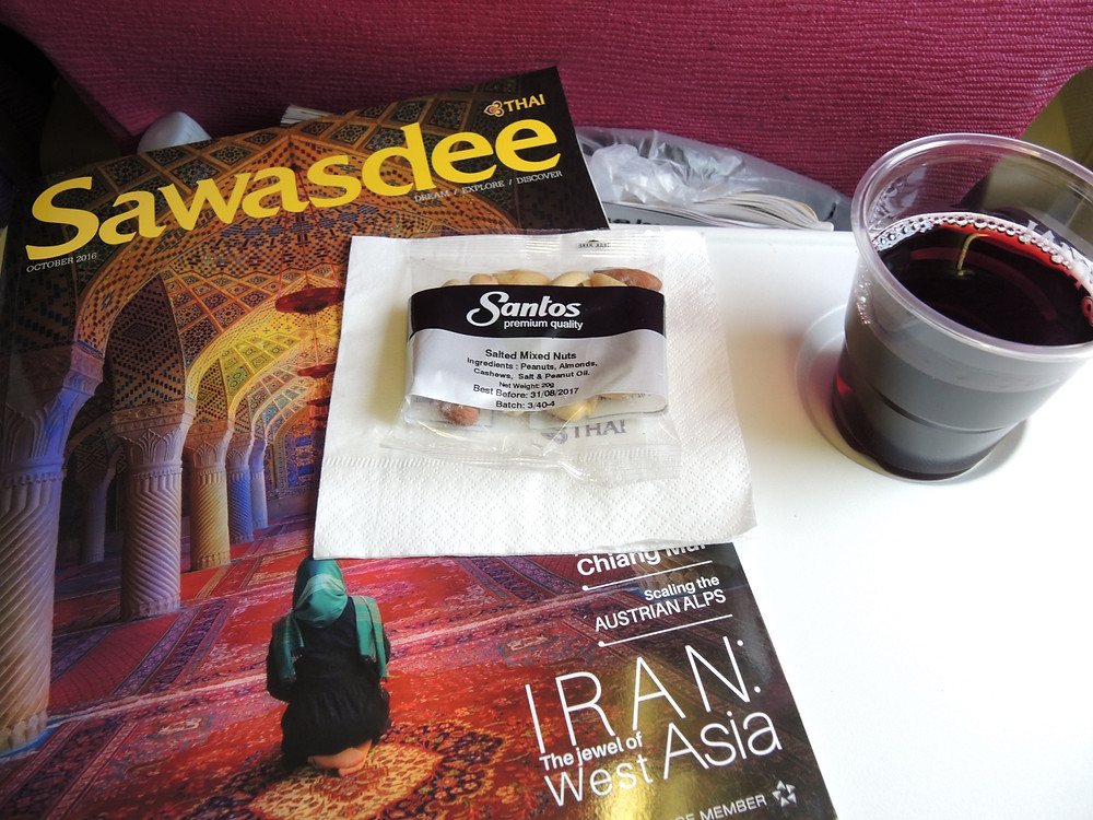 Thai Airways Review
