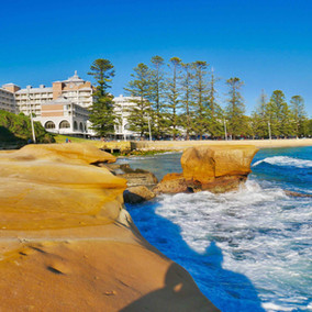 Sydney Escapes: Crowne Plaza Terrigal Beach