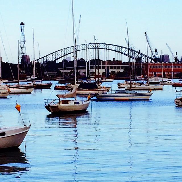 Instagram - Good morning #Sydney