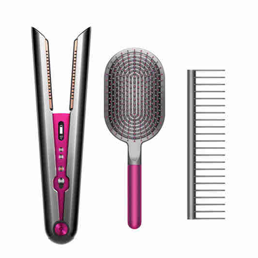 Dyson Corrale™ Straightener with Styling Set