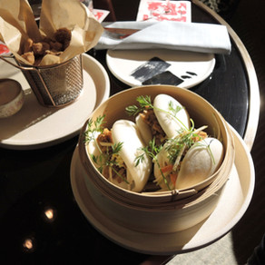 Alibi bar at the Ovolo in Wolloomooloo Features Plant-based Bar Snacks