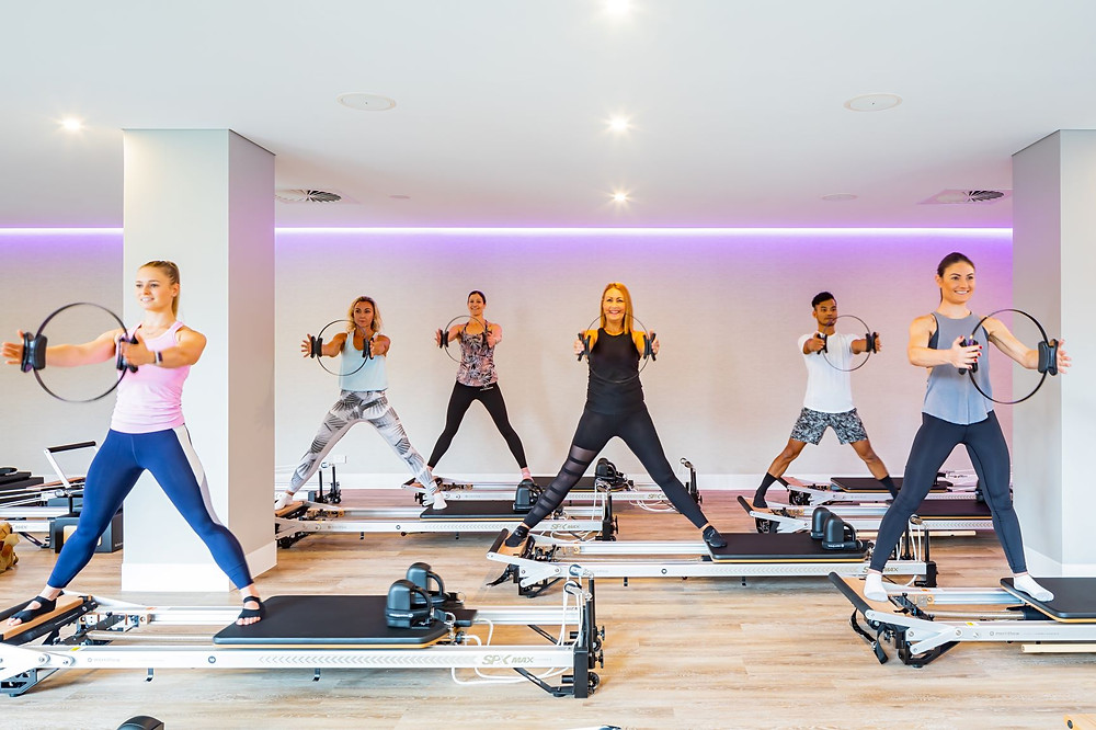 Virgin Active Sydney Pilates