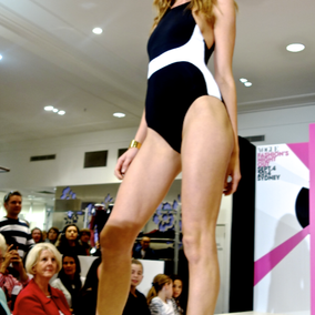Fashion Review: Jets Swimwear, David Jones Catwalk