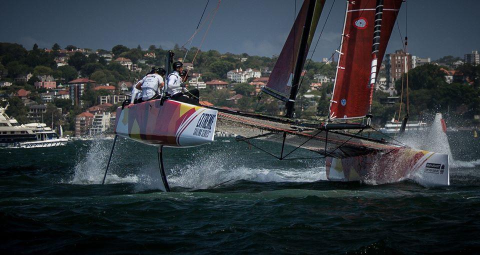 Team Australia Extreme Racing Series