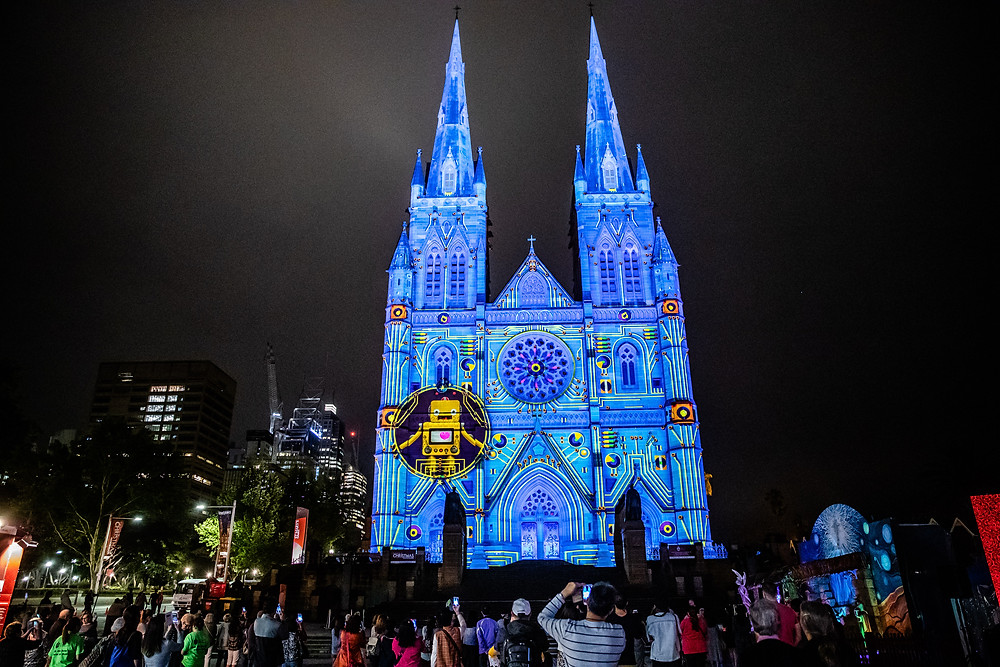 The Lights of Christmas Sydney