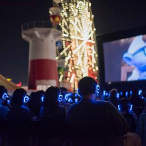Luna Park Sydney Rooftop Cinema