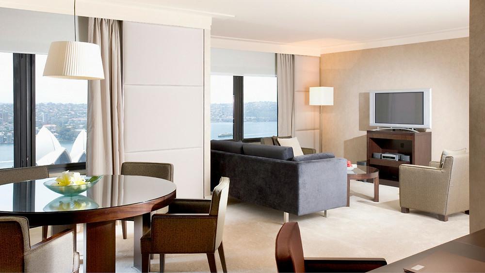 Intercontinental Hotel Sydney
