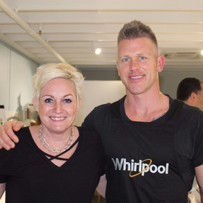 Cooking Class with Scott Gooding and Whirlpool Cooking