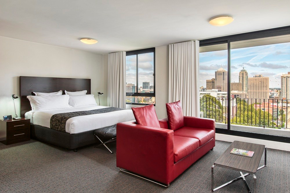 Cambridge Hotel Sydney