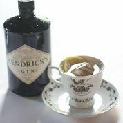 Hendricks Gin Tea