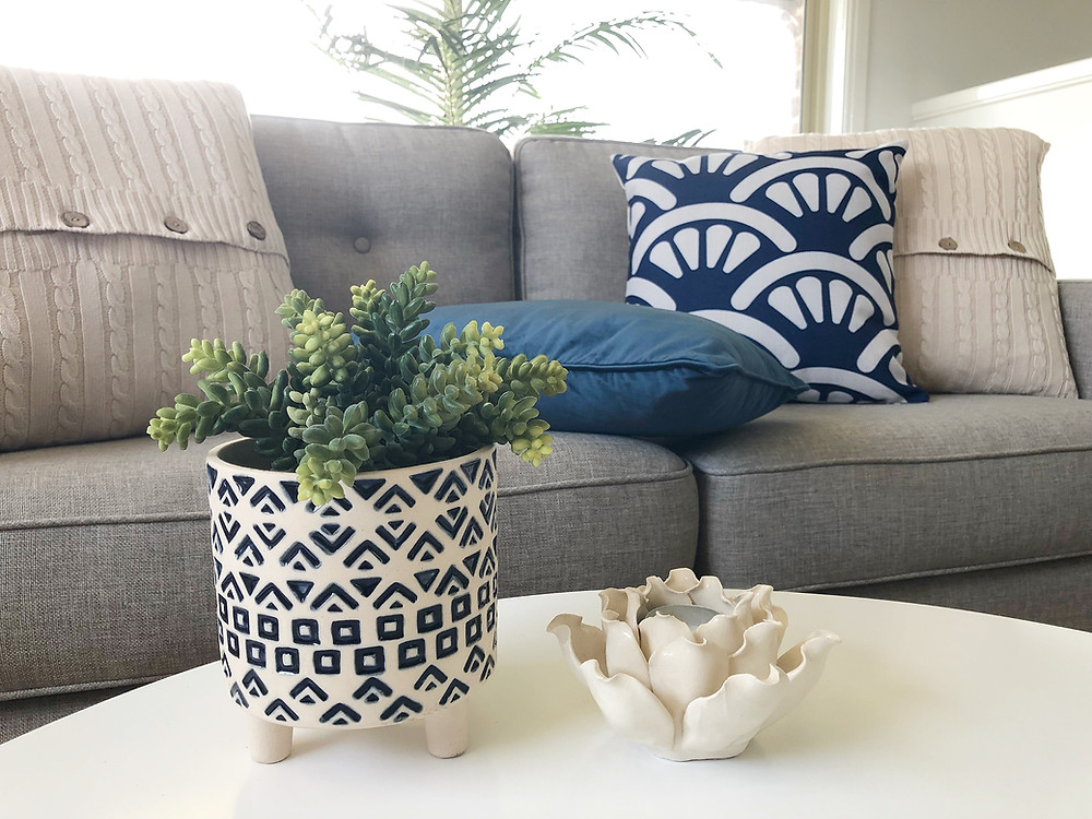 Coastal cushions ideas
