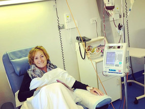 A Blood Transfusion Due to Crohn's Disease Complications