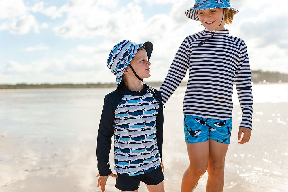 How to Talk To Your Kids About Sun Protection