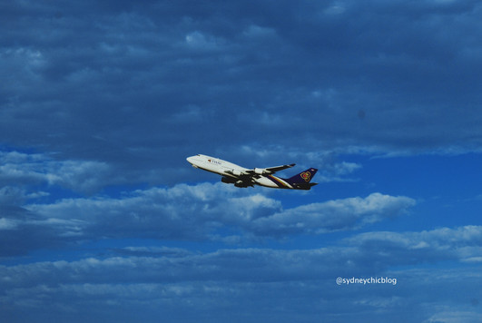 Taking Off Rydges Hotel Sydney Airport