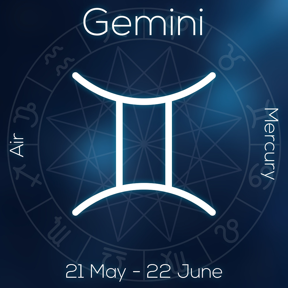 Gemini Air Sign