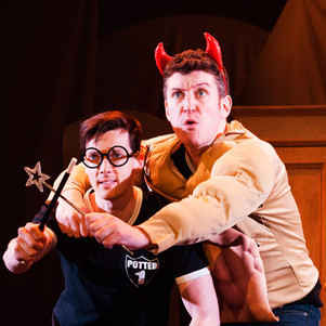 Theatre Review: Potted Potter