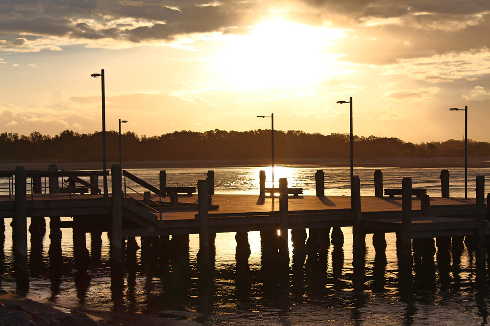 Port Macquarie Jetty
