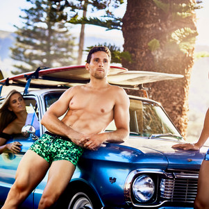 TRIBE Swimwear 100% Designed and Made in Sydney, Australia