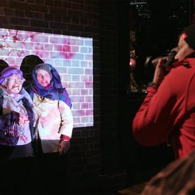 Capture Vivid via Canon's Walking Tours and Workshops
