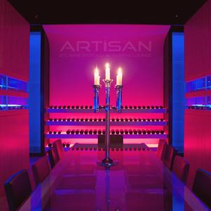 Launch at Artisan Wine Storage