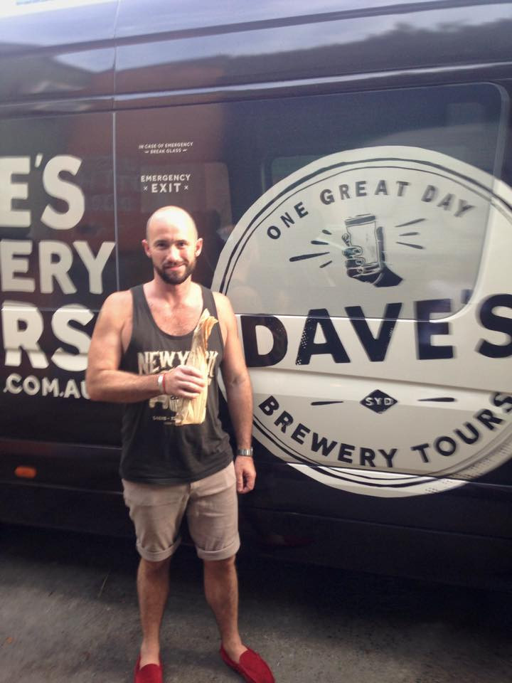 Dave's Brewery Tour