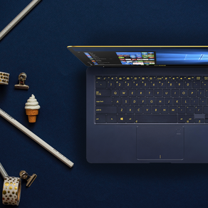 ASUS ZenBook 3 Deluxe; a stylish, compact and powerful beast