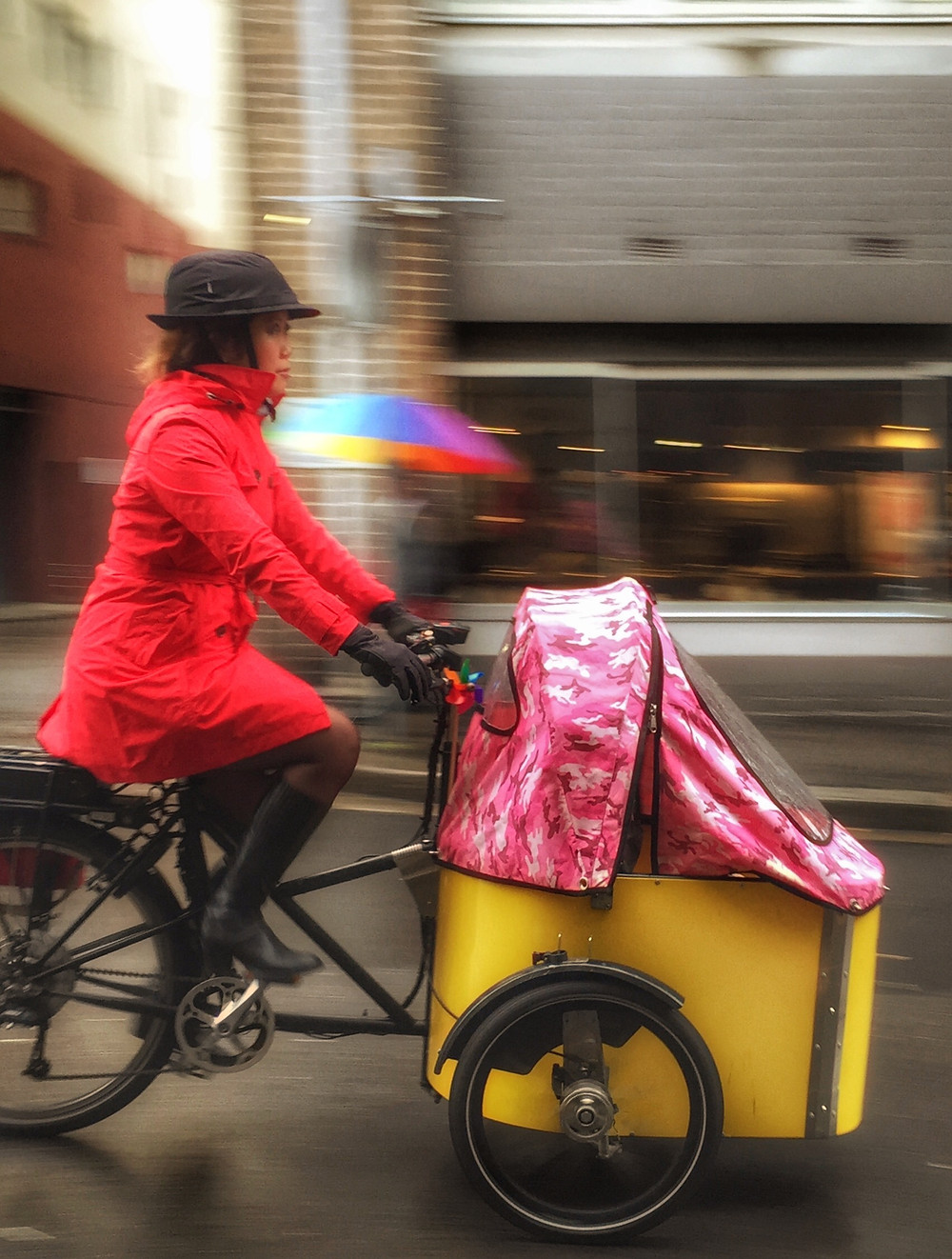 cycling in sydney