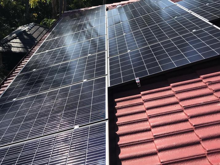 Solar Panels Castle Hill