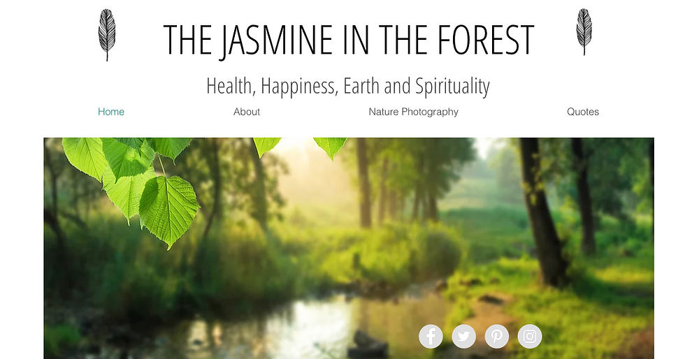 The Jasmine in the Forest