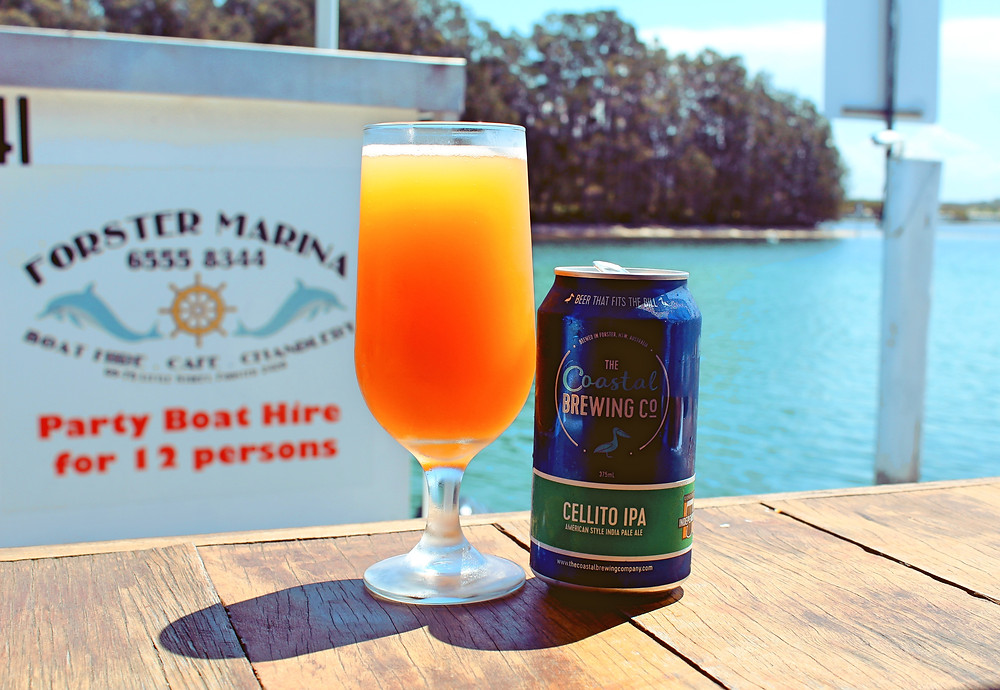 The Coastal Brewing Company