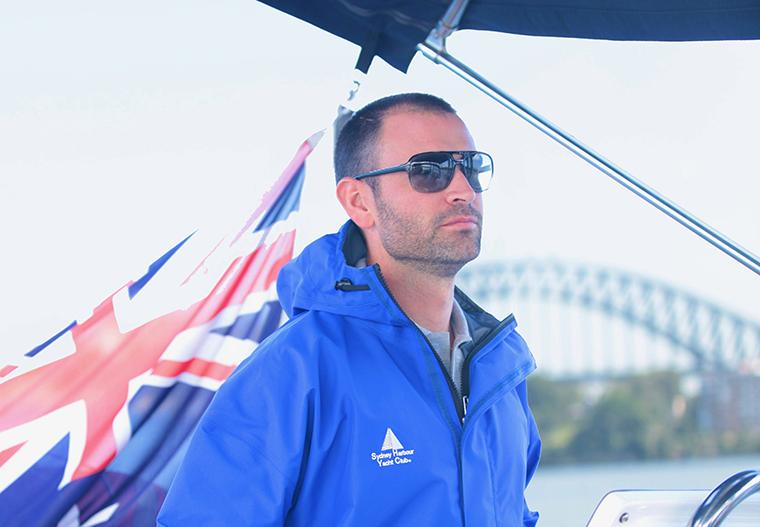 Sydney Harbour Yacht Club Clothing