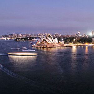 Exploring Sydney During the Invictus Games