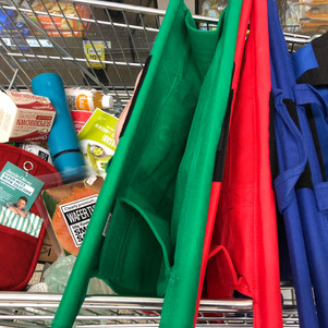 Trolley Bags an Alternative to Plastic Shopping Bags