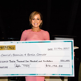 Carrie Bickmore Wins Twinings Design Challenge