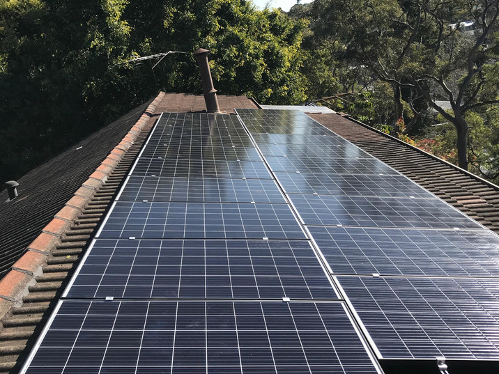Solar Panels Frenchs Forest