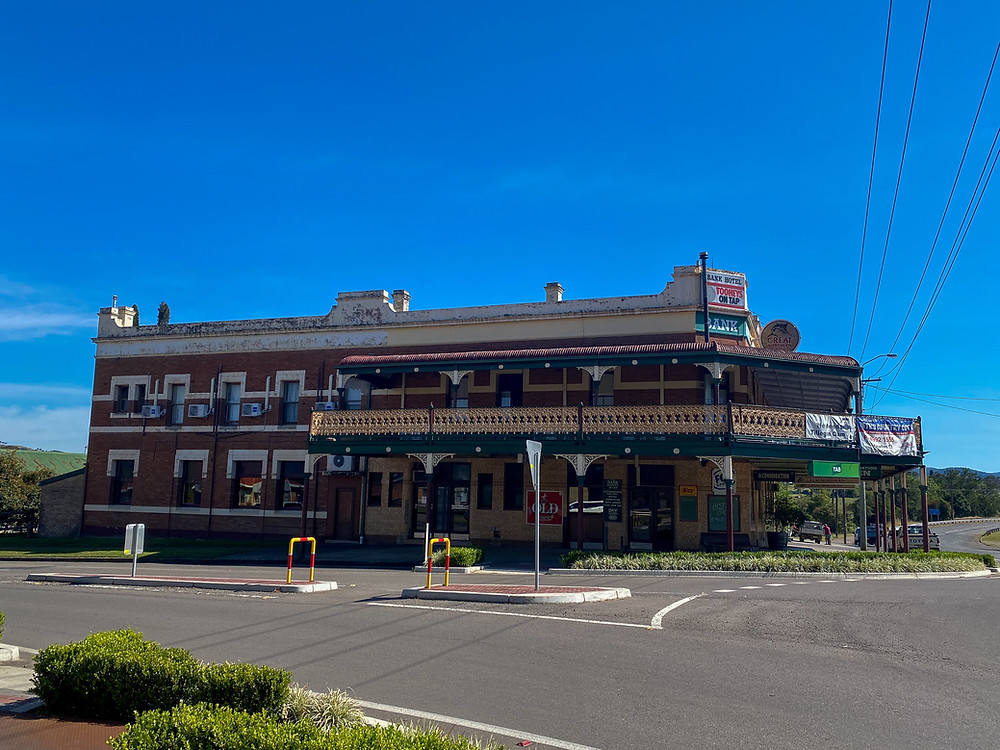 The Bank Hotel Dungog