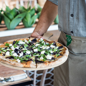 The Garden at Wests Ashfield Leagues Introduces Farm to Plate Pizza