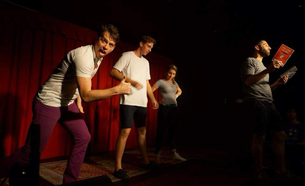 Improv Theatre Sydney Comedy Festival