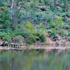 Billabong Yoga Retreat Just Outside Sydney