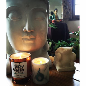 Beautiful Handmade Soy Candles From A Business With A Heart