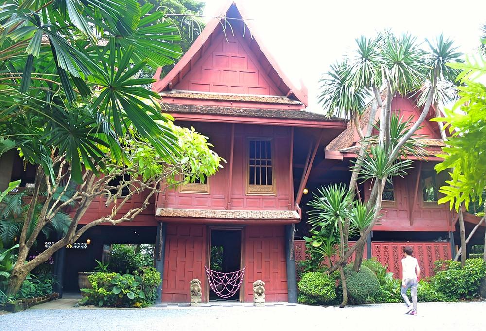 Jim Thompson House Thailand