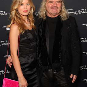 Thomas Sabo's 10th Anniversary Celebration in Sydney with Georgia May Jagger & Mr Thomas Sab