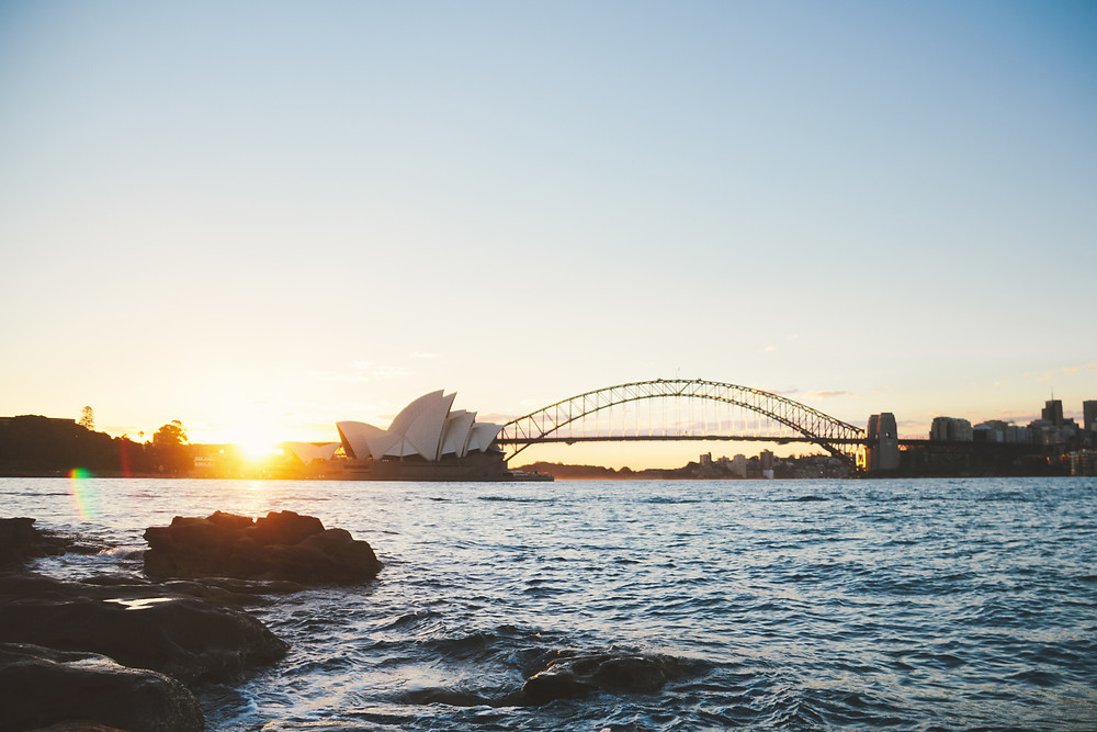 the 10 best photography spots in Sydney.