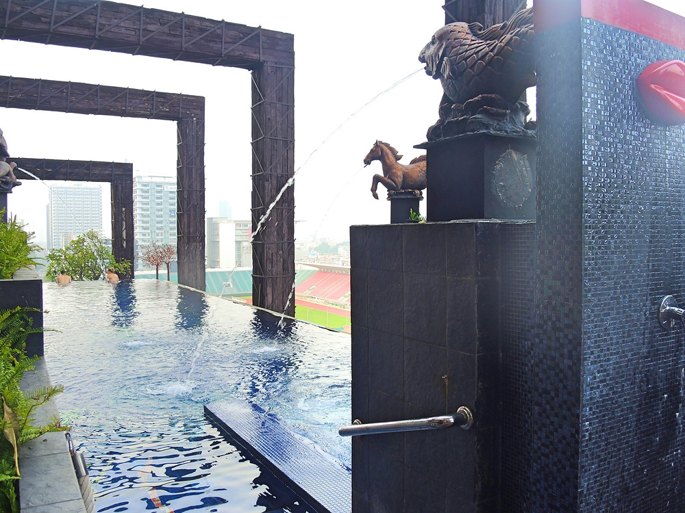 Infinity Pool Siam@Siam Bangkok