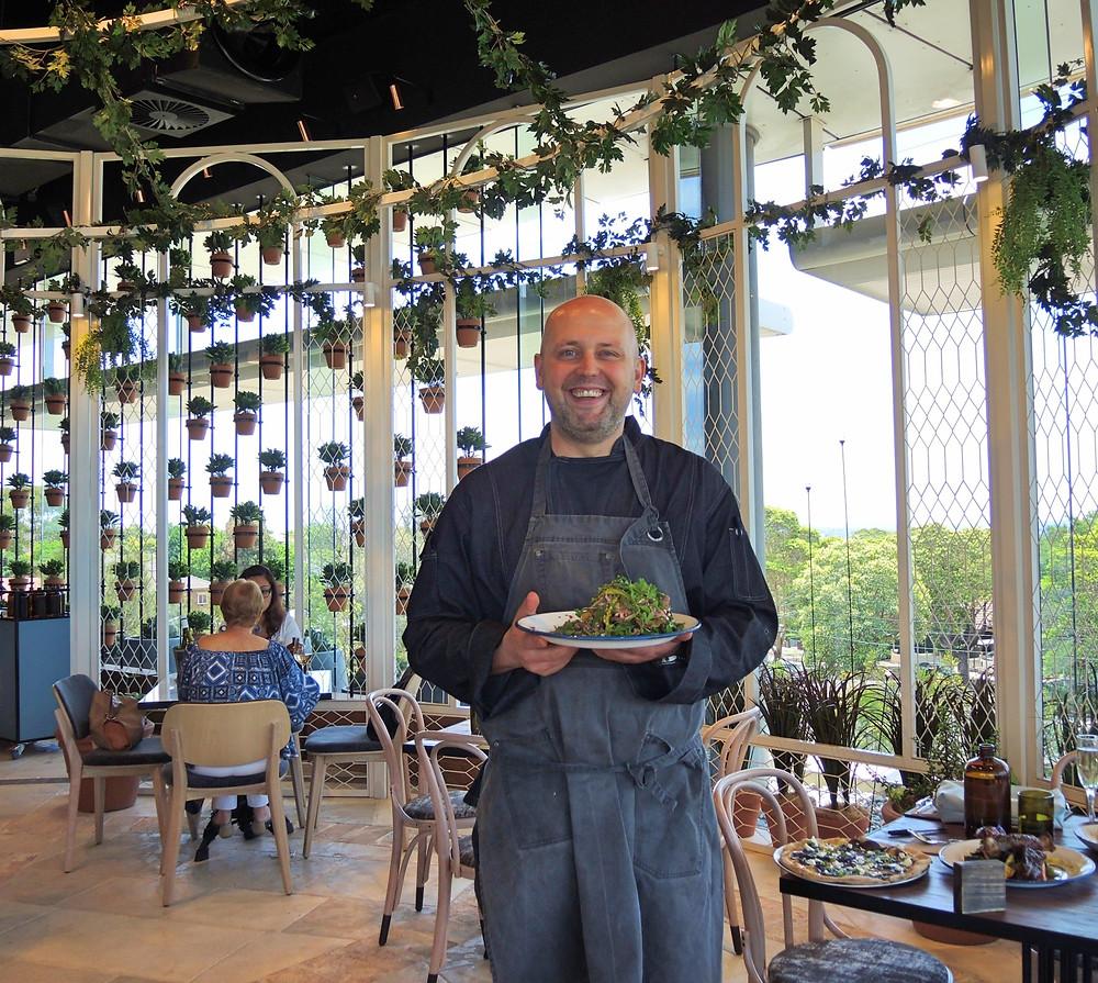 Chef Oliver Heath